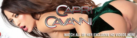 official CapriCavanni.com site
